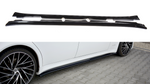 SIDE SKIRTS DIFFUSERS MASERATI QUATTROPORTE MK5 FACELIFT (2009-2012) - Car Enhancements UK