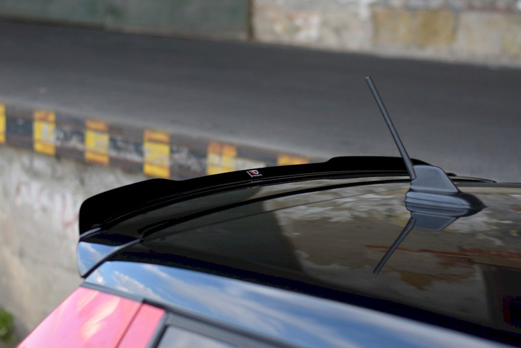 SPOILER EXTENSION SKODA FABIA MK2 RS (2010-2014) - Car Enhancements UK