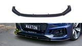 FRONT SPLITTER V.1 AUDI RS4 B9 (2017-UP) - Car Enhancements UK
