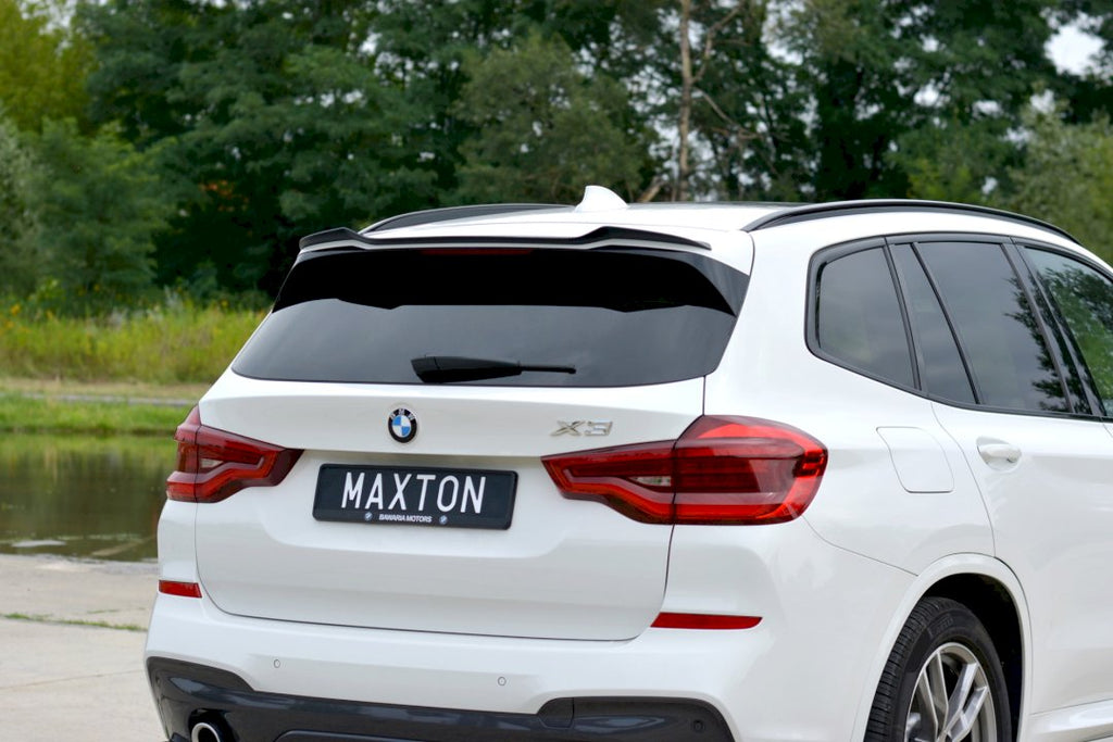 SPOILER EXTENSION BMW X3 G01 M-PACK (2018-UP)