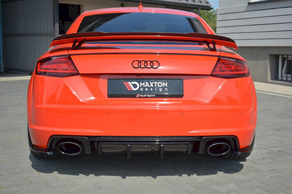 REAR VALANCE AUDI TT MK3 (8S) RS (2016-UP) - Car Enhancements UK