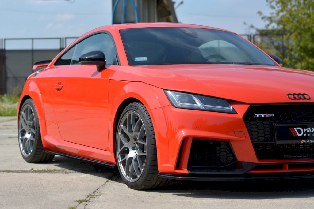 SIDE SKIRTS DIFFUSERS AUDI TT MK3 (8S) RS (2016-UP) - Car Enhancements UK