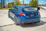 REAR SIDE SPLITTERS V.2 SUBARU WRX STI - Car Enhancements UK