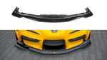 FRONT SPLITTER V.1 TOYOTA SUPRA MK5 (2019-) - Car Enhancements UK