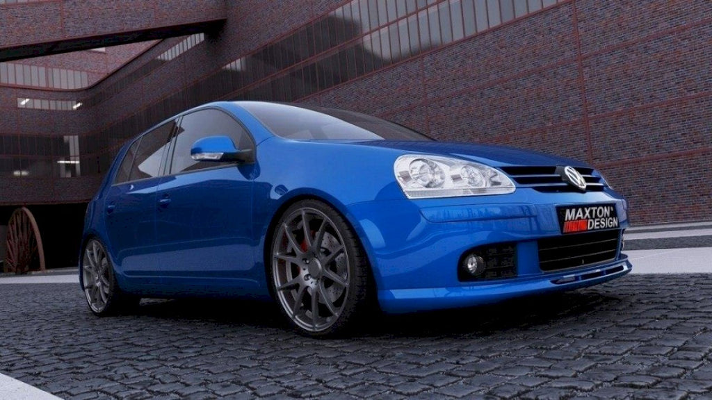 FRONT BUMPER SPOILER VW GOLF MK5 STANDARD VOTEX LOOK (2003-08)