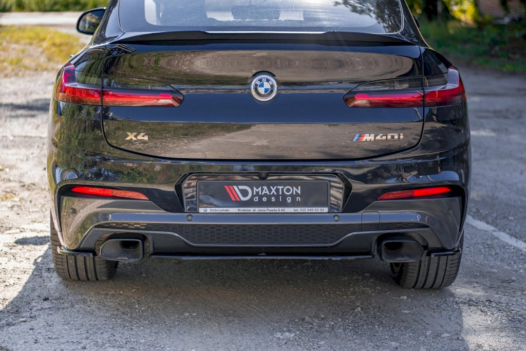 REAR SIDE SPLITTERS BMW X4 M SPORT G02 (2018-)