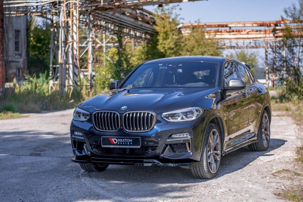 SIDE SKIRTS DIFFUSERS BMW X4 M SPORT G02 (2018-)