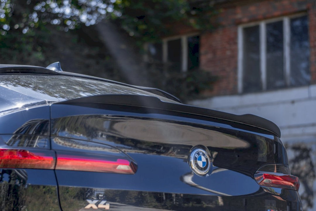 SPOILER EXTENSION BMW X4 M SPORT G02 (2018-)