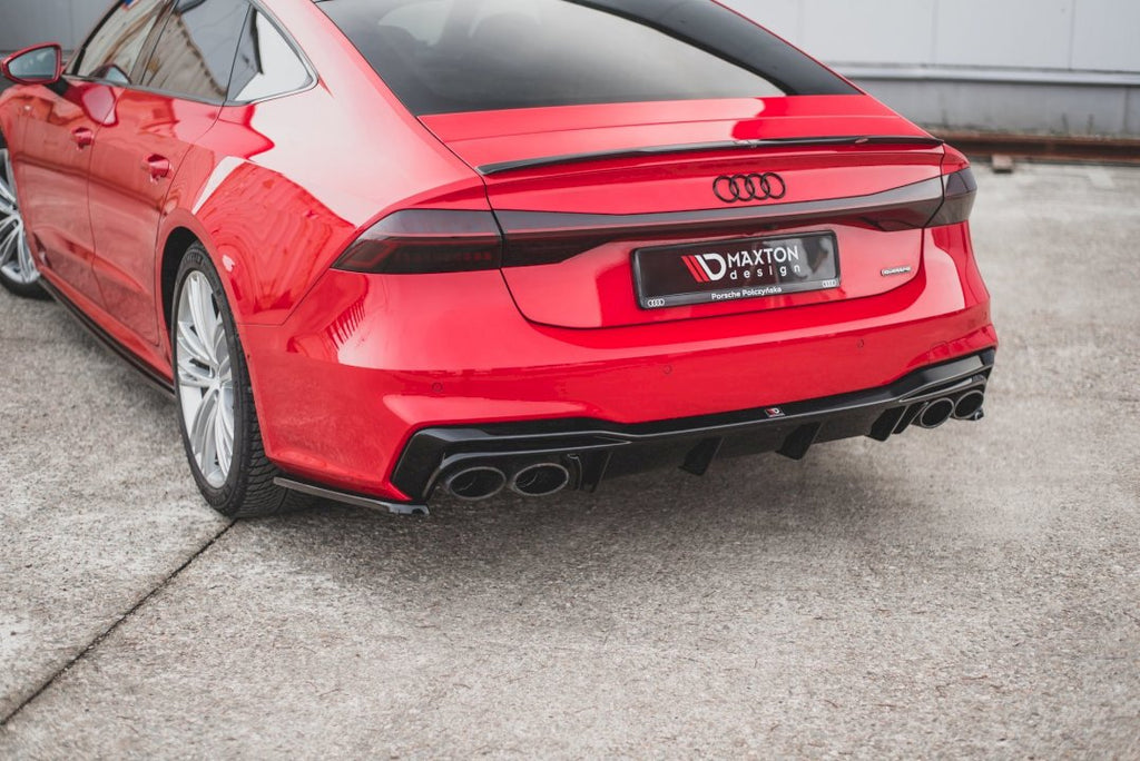 REAR SIDE DIFFUSERS AUDI S7 C8/ A7 S-LINE C8 SPORTBACK
