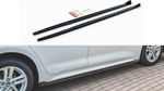 SIDE SKIRTS DIFFUSERS TOYOTA COROLLA MK12 TOURING SPORTS (2019-) - Car Enhancements UK