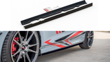 SIDE SKIRTS DIFFUSERS V.1 FORD FIESTA MK8 ST (2018-) - Car Enhancements UK