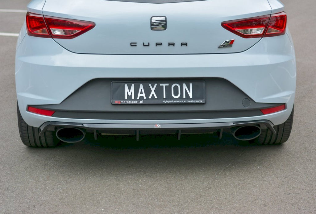 REAR VALANCE SEAT LEON MK3 CUPRA (2014-2016) - Car Enhancements UK