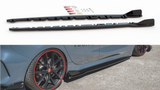 SIDE SKIRTS DIFFUSERS V.3 BMW 1 SERIES F40 M135I /M-SPORT (2019-) - Car Enhancements UK
