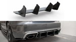 MAXTON RACING REAR DIFFUSER V2 AUDI RS3 8V SPORTBACK (2015-2016) - Car Enhancements UK