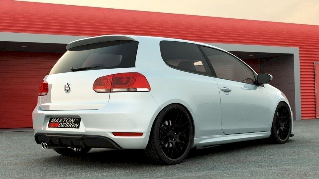 REAR VALANCE VW GOLF MK6 GTI - ( FITS WITH 1 EXHAUST )