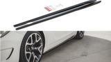 SIDE SKIRTS DIFFUSERS OPEL/VAUXHALL INSIGNIA MK1 VXR/OPC FACELIFT (2013-2017) - Car Enhancements UK