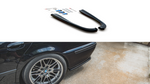 REAR SIDE SPLITTERS BMW M5 E39 (1998-2003) - Car Enhancements UK