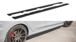 RACING DURABILITY SIDE SKIRTS DIFFUSERS FORD FIESTA MK8 ST / ST-LINE (2017-) - Car Enhancements UK