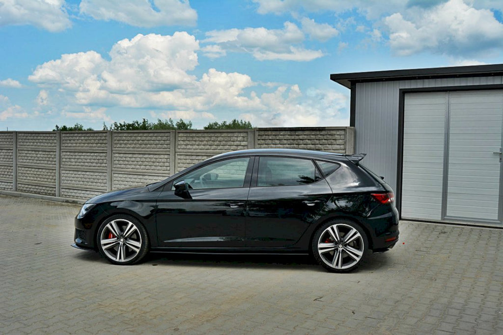 SIDE SKIRTS DIFFUSERS SEAT LEON III CUPRA / FR - Car Enhancements UK