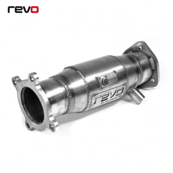 Revo Downpipe Upgrade - Audi A4/A5 B9 2015 > - Car Enhancements UK