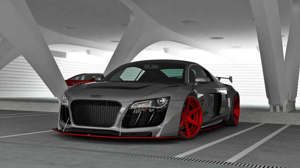BODY KIT AUDI R8 MK1 - Car Enhancements UK
