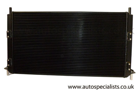 AIRTEC Alloy Radiator Upgrade for Focus Mk2 ST and RS - Car Enhancements UK