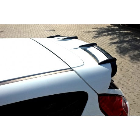 ROOF SPOILER EXTENSION FORD FIESTA MK7 - PRIMER PAINTED - Car Enhancements UK
