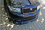 FRONT RACING SPLITTER SKODA FABIA I RS ( + EZ LIP PRO ) - Car Enhancements UK