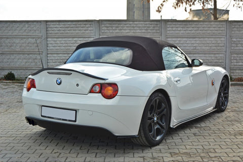 REAR SIDE SPLITTERS BMW Z4 E85 / E86 (PREFACE) - Car Enhancements UK