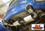 Focus ST Mk2 Mongoose Section 59 Cat Back System - Car Enhancements UK