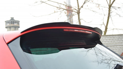 SPOILER CAP SEAT LEON MK3 CUPRA HATCHBACK (2012-2016) - Car Enhancements UK