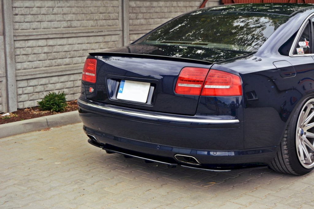 REAR SIDE SPLITTERS AUDI S8 D3