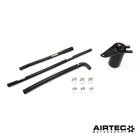 AIRTEC MOTORSPORT OIL CATCH CAN KIT FOR HYUNDAI I30N - Car Enhancements UK