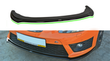FRONT SPLITTER V.2 SEAT LEON MK2 CUPRA / FR (FACELIFT) - Car Enhancements UK