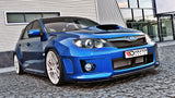 FRONT SPLITTER SUBARU IMPREZA WRX STI 2011-2014 - Car Enhancements UK