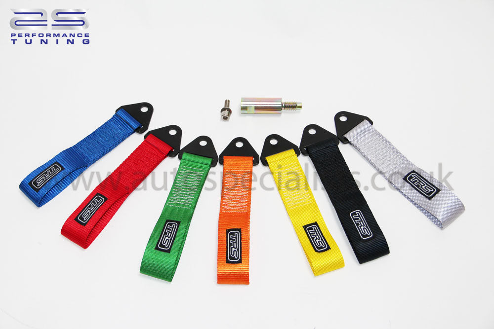 AIRTEC Focus Mk2 ST & RS Race Tow Strap kit - Available in 7 colours - Car Enhancements UK