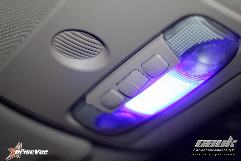 BriteVue 501 Interior Bulb - Blue - Car Enhancements UK