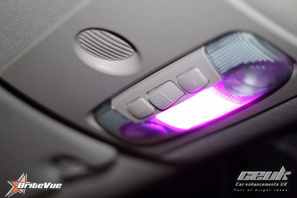 BriteVue 501 Interior Bulb - Purple - Car Enhancements UK
