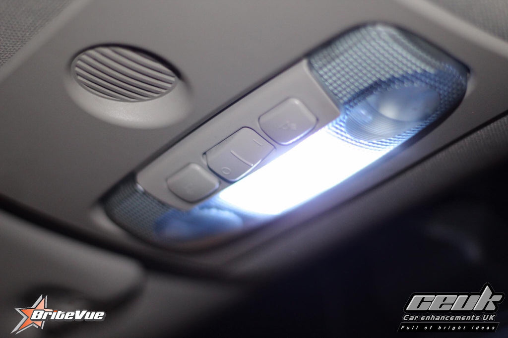 BriteVue 501 Interior Bulb - White - Car Enhancements UK