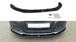 FRONT SPLITTER V.2 AUDI S3 8P (FACELIFT MODEL) 2009-2013 - Car Enhancements UK