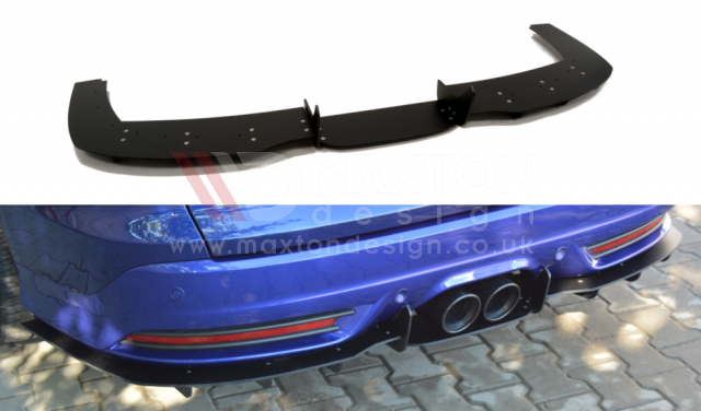 REAR DIFFUSER FORD FOCUS 3 ST ESTATE (FITS ST ESTATE VERSION ONLY)