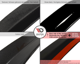 SPOILER EXTENSION FIAT 500 MK1 ABARTH (2008-2012) - Car Enhancements UK