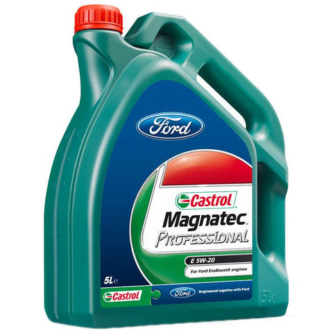 Ford Castrol Engine Oil - 5w20 5 Litre - Car Enhancements UK