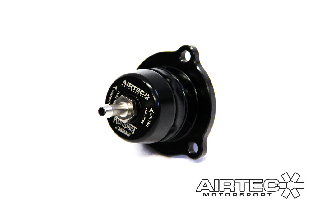 AIRTEC by Turbosmart Kompact Shortie - Dual Port TS-0203-1061 - Car Enhancements UK