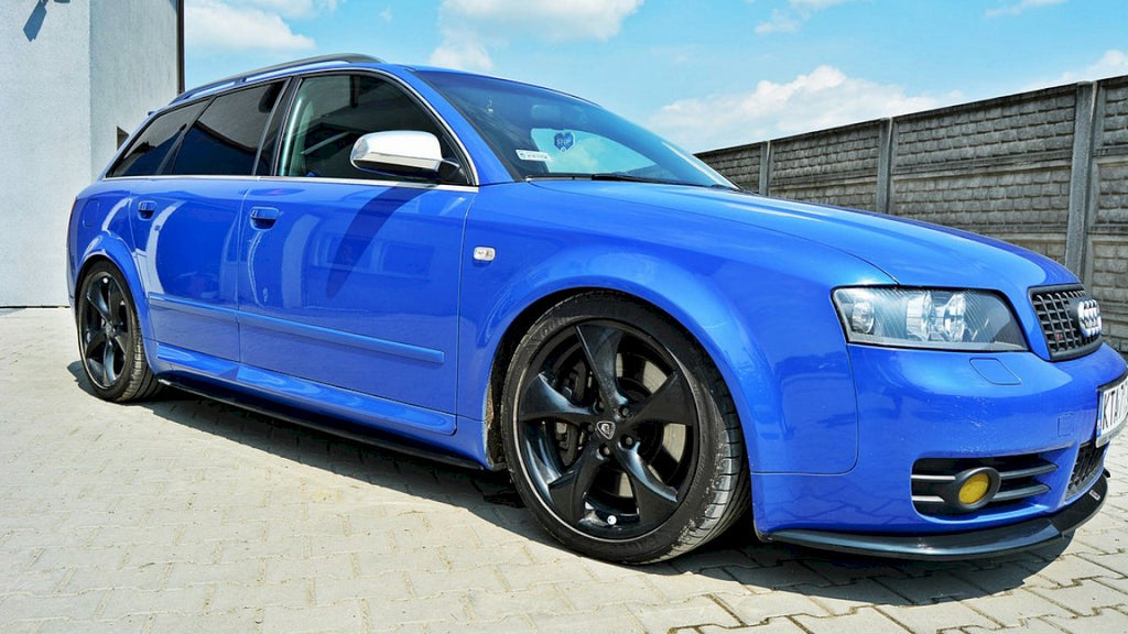 SIDE SKIRTS DIFFUSERS AUDI S4/ A4/ A4 S-LLNE B6/ B7