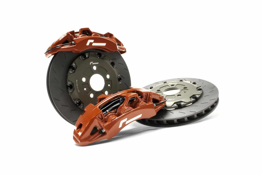 Racingline Stage 3 Monoblock Big Brake Kit – 355/380mm Rotors with 6 Pot Calipers - Car Enhancements UK
