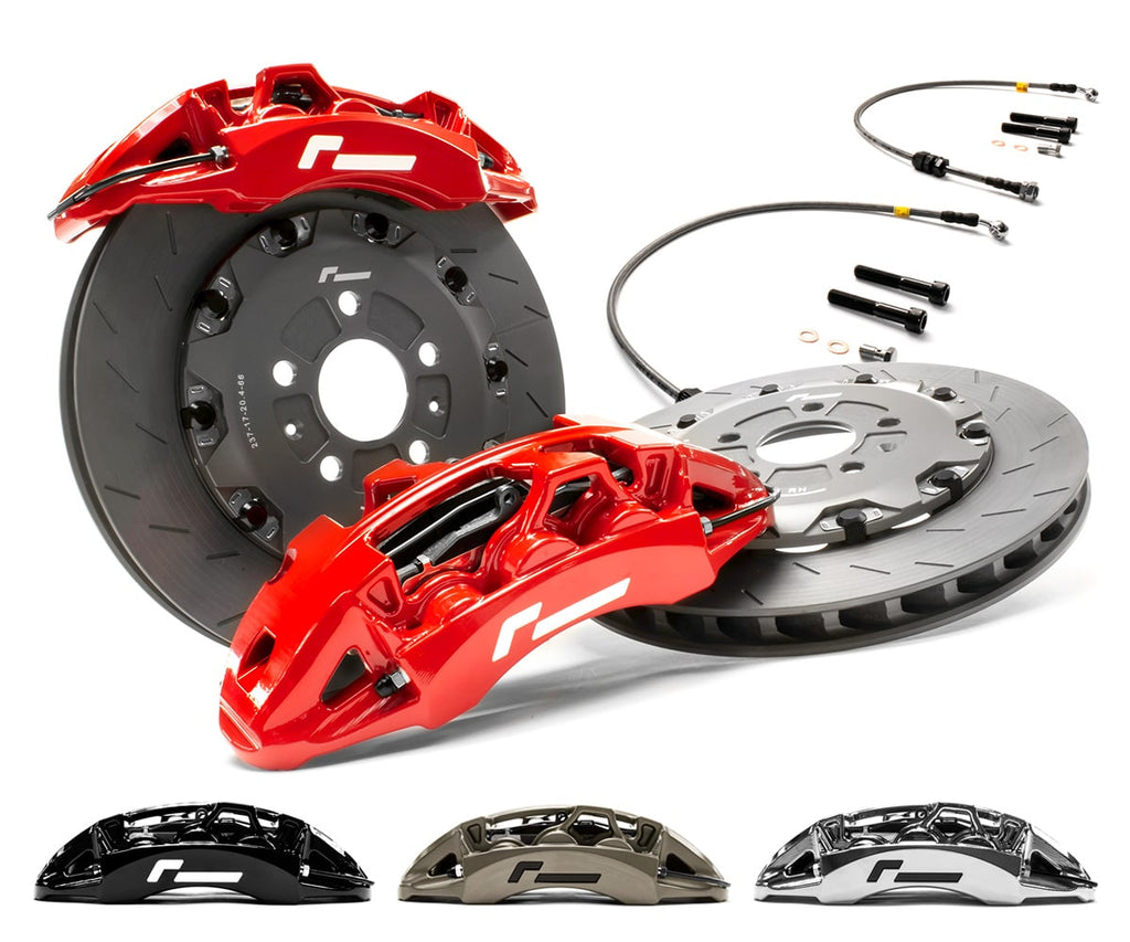 Racingline Stage 3 Monoblock Big Brake Kit – 355/380mm Rotors with 6 Pot Calipers