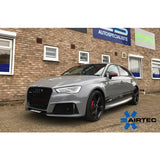 AIRTEC INTERCOOLER UPGRADE FOR AUDI RS3 8V - Car Enhancements UK