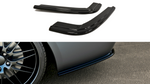 REAR SIDE SPLITTERS BMW 3 E92 M-SPORT 2006-2009 - Car Enhancements UK