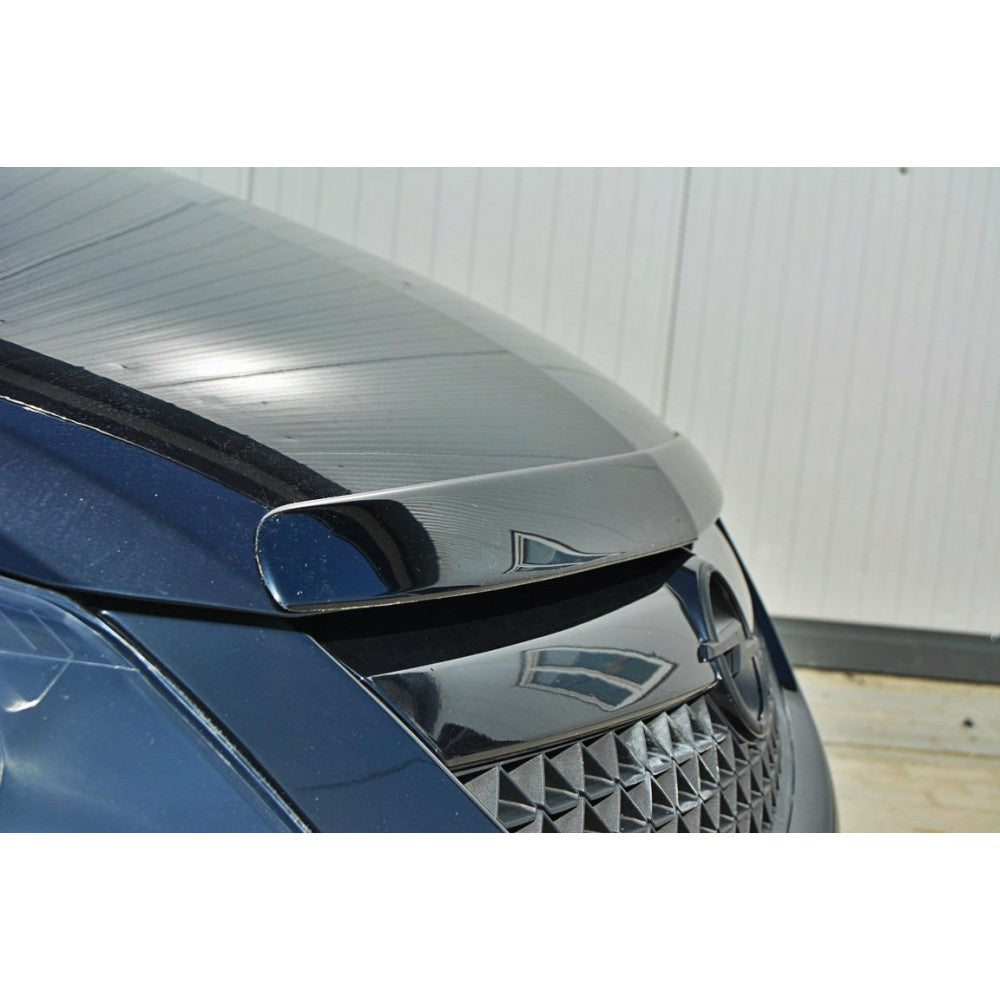 Maxton Design- Corsa D Bonnet Add-On - Car Enhancements UK